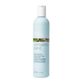 Normalizing blend shampoo