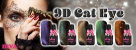 Diva Gellak 9D Cat Eye serie 2