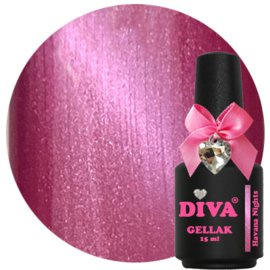 Diva Gellak Cat Eye Havana Nights 15 ml