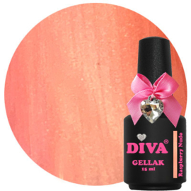 Diva Gellak Cat Eye Raspberry Nude 15 ml
