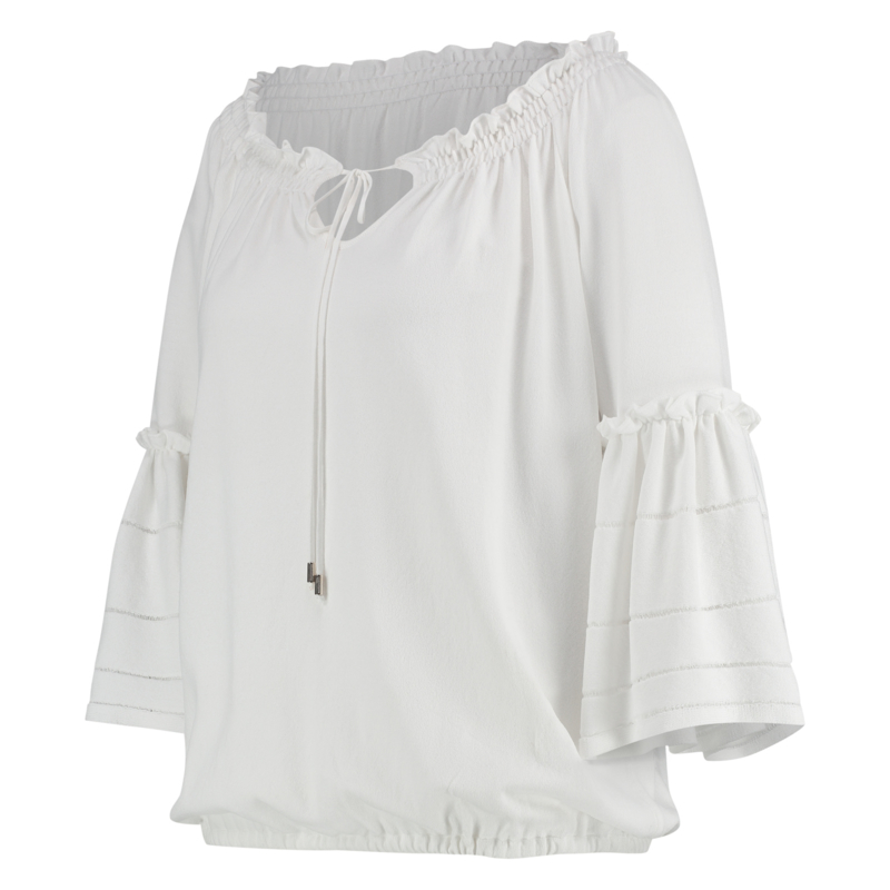 Navarra Blouse White
