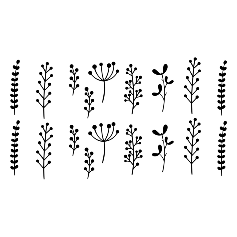Botanisch: bessen mix