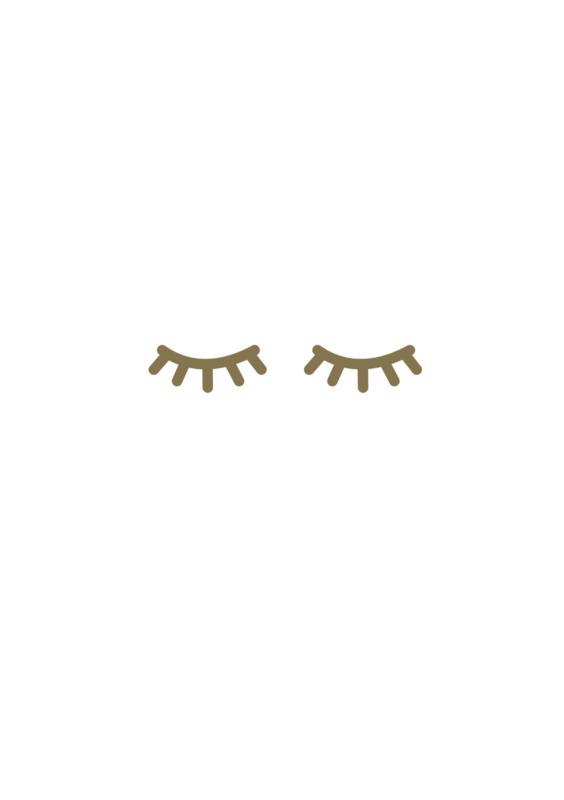 Sleepy unicorn eyes (ogen)