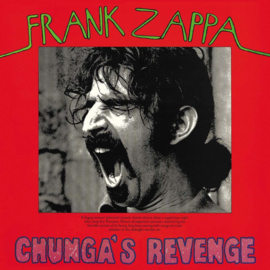 Frank Zappa - Chunga's Revenge CD