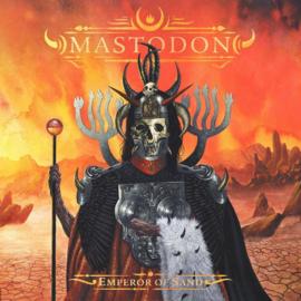 Mastodon - Emperor Of Sand CD