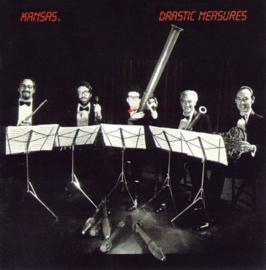 Kansas - Drastic Measures CD