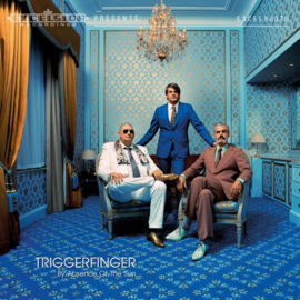 Triggerfinger - By Absence Of The Sun CD