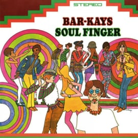 Bar-Kays - Soulfinger LP Release 20-3-2020