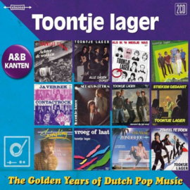 Toontje Lager - The Golden Years Of Dutch Pop Music 2 CD
