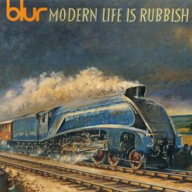 Blur - Modern Life Is Rubbish CD
