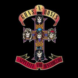 Gun 'N' Roses - Appetite For Destruction CD