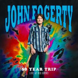 John Fogerty - 50 Year Trip, Live At Redrocks CD Release 24-1-2020