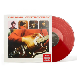 The Kinks - The Kink Kontroversy Limited Red Coloured Vinyl