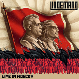 Lindemann - Live in Moscow 2 LP Release 21-5-2021