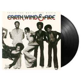 Earth, Wind & Fire - That's The Way Of the World LP Release 12-3-2021