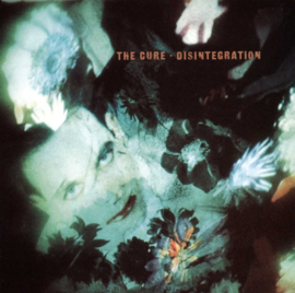 The Cure - Disintegration CD 1989