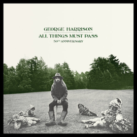 George Harrison - All Things Must Pass 2 CD Release 6-8-2021