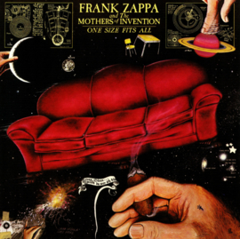 Frank Zappa - One Size Fits All CD