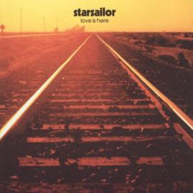 Starsailor - Love Is Here CD