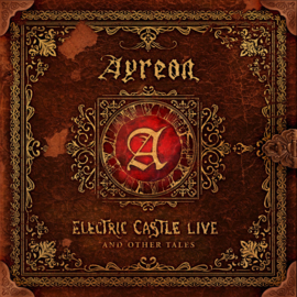 Ayreon - Electric Castle Live and Other Tales 2 CD+DVD Release 27-3-2020