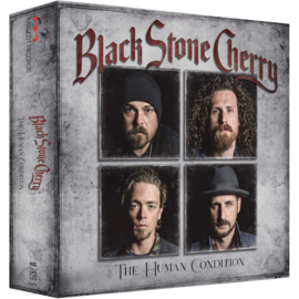 Black Stone Cherry - The Human Condition CD INCL. 2 COASTERS/4 POSTCARDS/4 GUITAR PICKS Release 30-10-2020