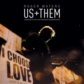 Roger Waters - Us + Them 2 CD Release 2-10-2020
