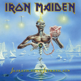 Iron Maiden - Seventh Son Of A Seventh Son CD