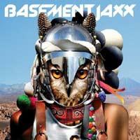 Basement Jaxx - Scars CD