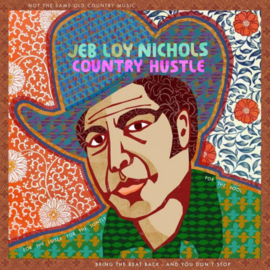 Jeb Loy Nichols - Country Hustle CD