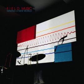 Field Music - Making A New World CD
