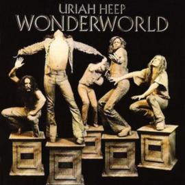 Uriah Heep - Wonderworld CD