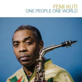 Femi Kuti - One People One World CD