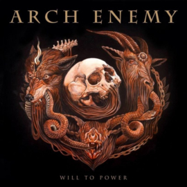 Arch Enemy -Will To Power CD