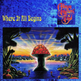 The Allman Brothers Band - Where It All Begins CD