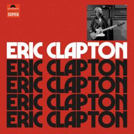 Eric Clapton - Eric Clapton 4 CD Release 20-8-2021