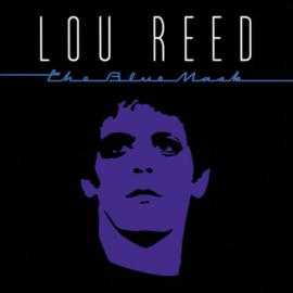 Lou Reed - The Blue Mask CD 1982
