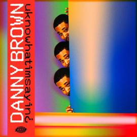 Danny Brown - Uknowwhatimsayin CD