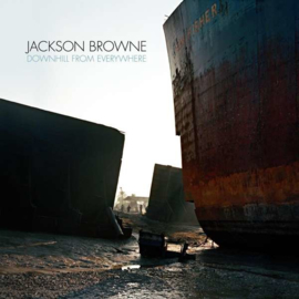 Jackson Browne - Downhill From Everywhere CD Release 23-7-2021
