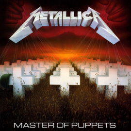 Metallica - Master Of Puppets Expanded 3 CD