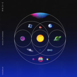Coldplay - Music Of The Spheres CD Release 15-10-2021