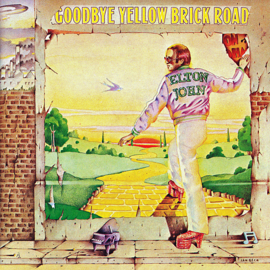 Elton John - Goodbye Yellow Brick Road CD