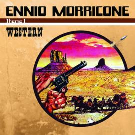 Ennio Morricone - Western 2 LP Release 22-5-2020