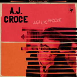 A.J. Croce - Just Like Medicine CD