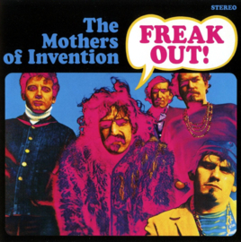 Frank Zappa - Freak Out CD