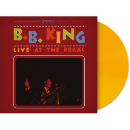 B.B. King - Live At The Regal LP
