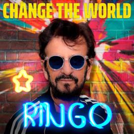 Ringo Starr - Change The World CD Release 24-9-2021
