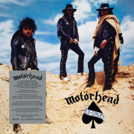 Motorhead - Ace Of Spades 40th Anniversary 2 CD Release 30-10-2020