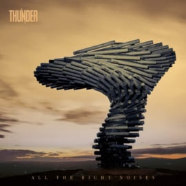 Thunder - All The Right Noises CD Release 12-3-2021