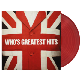 Who - Who's Greatest Hits LP Release 12-6-2020