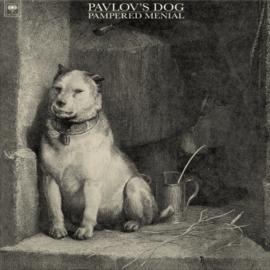Pavlov's Dog - Pampered Menial LP Release 27-3-2020